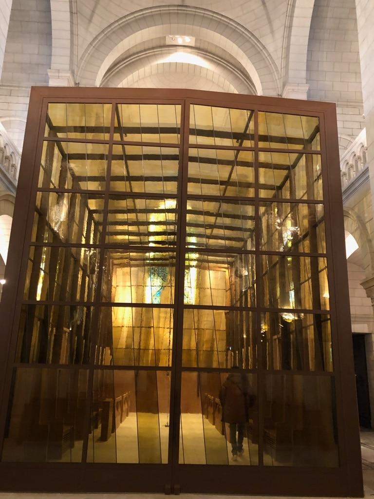 Avancées chapelle Breteche - 2